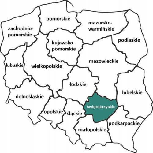 mapaswietokrzyskie